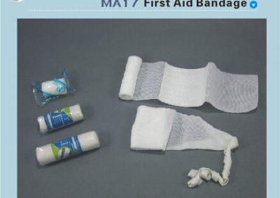 бинтове за първа помощ MA17