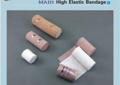 еластични бинтове висока компресия MA01