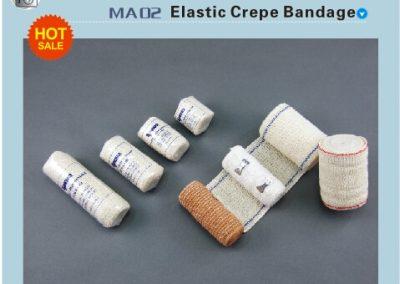 еластични крепови бинтове MA02