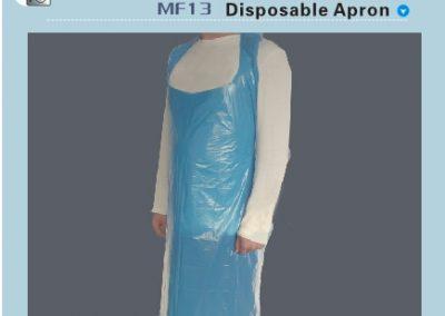 полиетиленови престилки MF13
