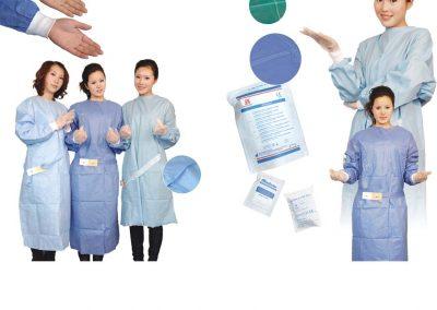 стерилни и нестерилни халати XCM024
