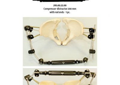pelvis external fixation
